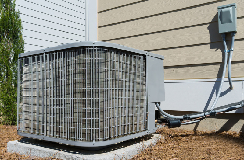 can heavy rain affect my hvac system