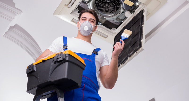 Do Your Air Ducts Need Cleaning Hvac Companies In Las