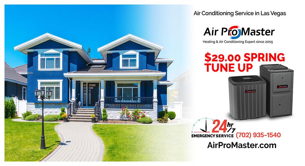 air conditioning service in las vegas