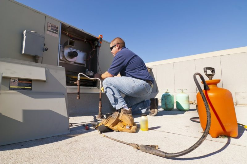 las vegas air conditioning service