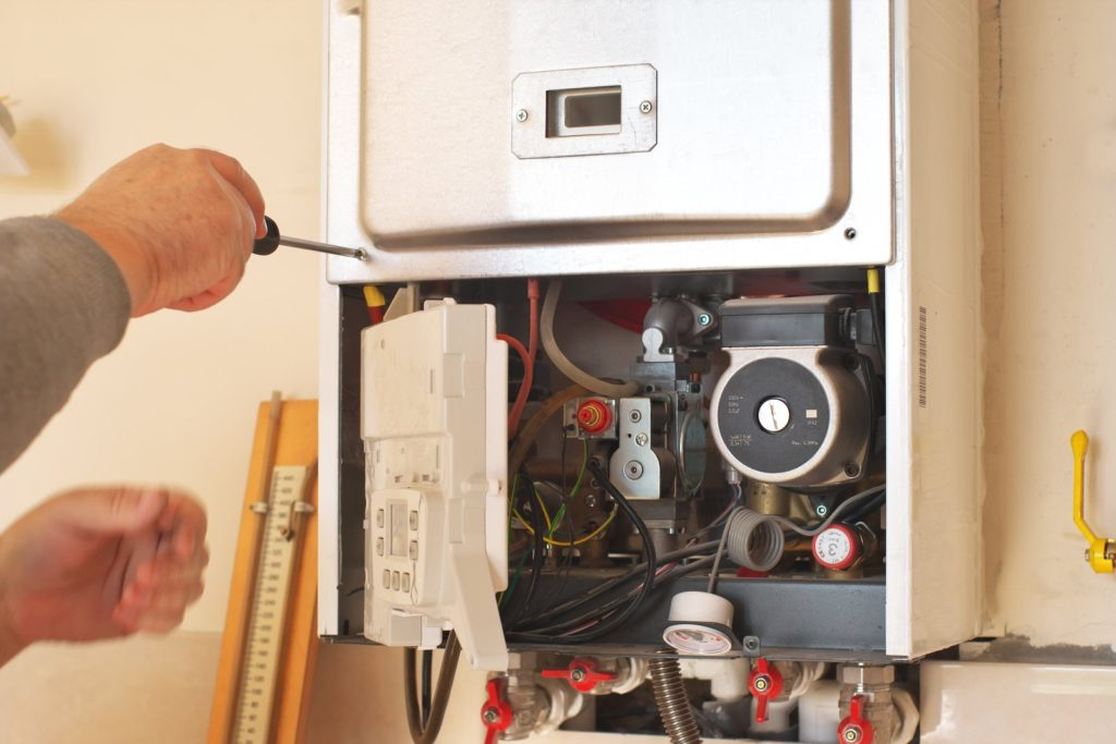 las vegas heating service