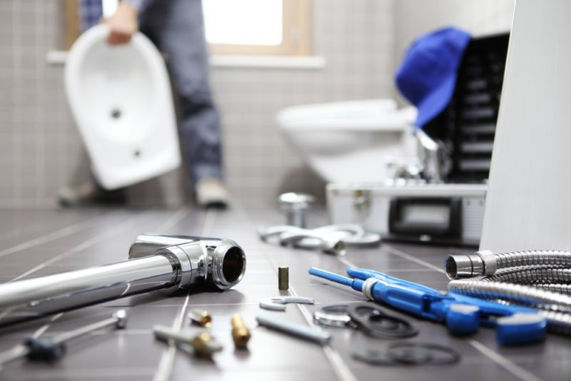 plumbing contractor in las vegas