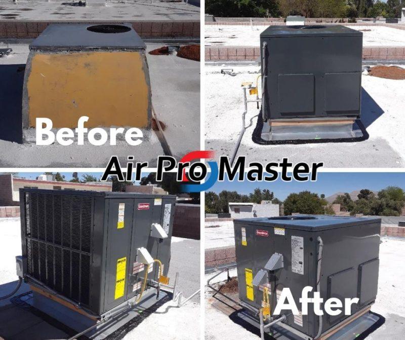 air conditioning maintenance in las vegas