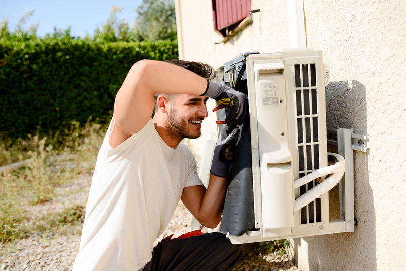 repair or AC replacement in Las Vegas