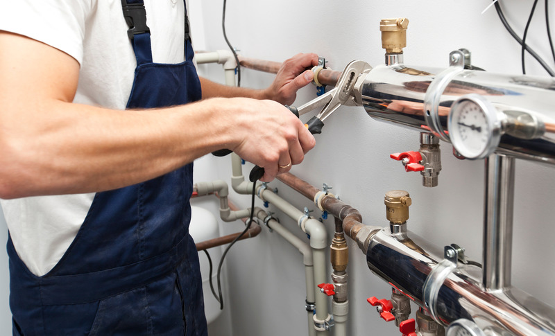 a plumbing contractor in Las Vegas