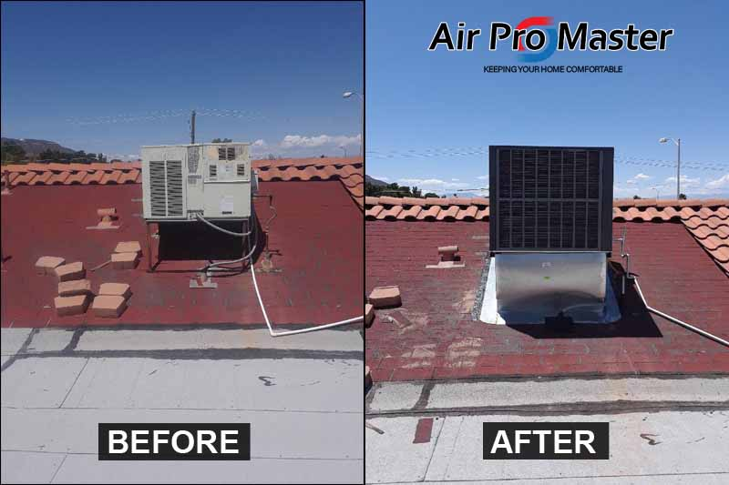 Commercial AC Repair Las Vegas