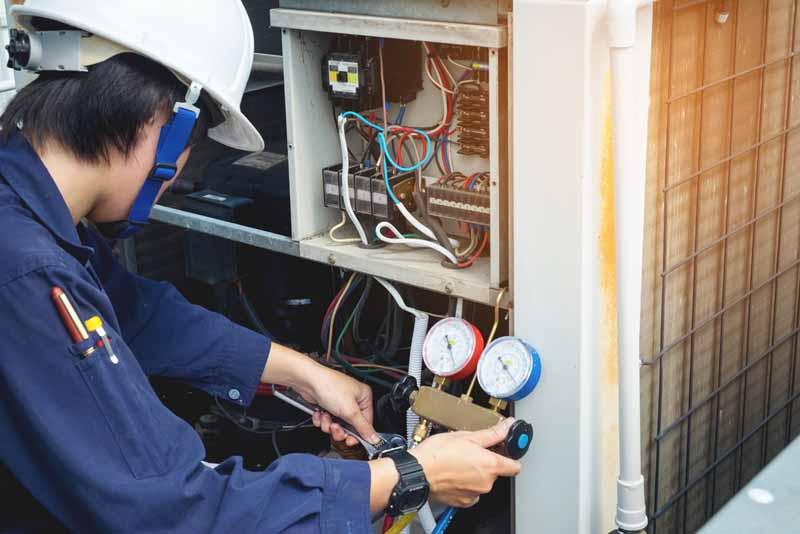 the best heating repair company
