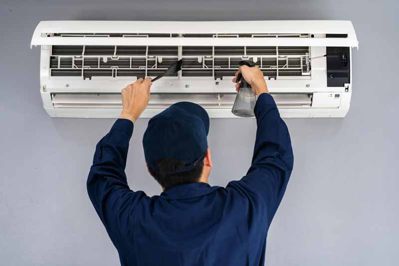 latest air conditioning service in las vegas
