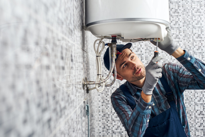 water heater repair in las vegas