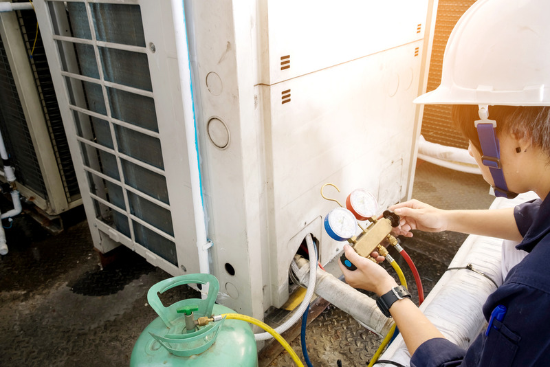 commercial cooling and heating services in las vegas