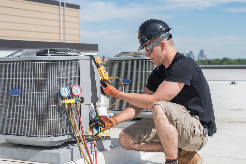 commercial heating and cooling near me