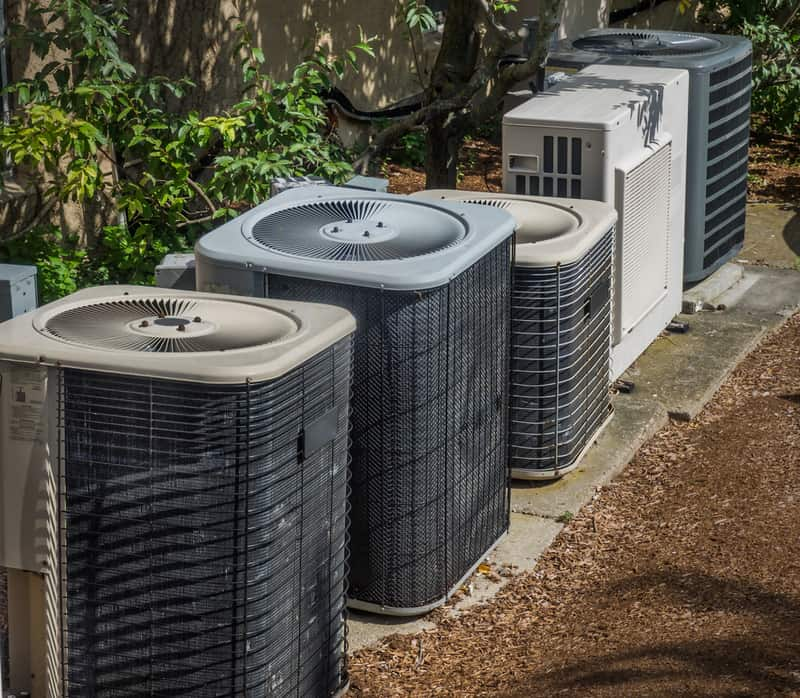 commercial cooling and heating services in vegas