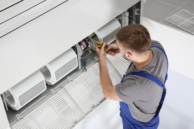 commercial heating and cooling service in las vegas