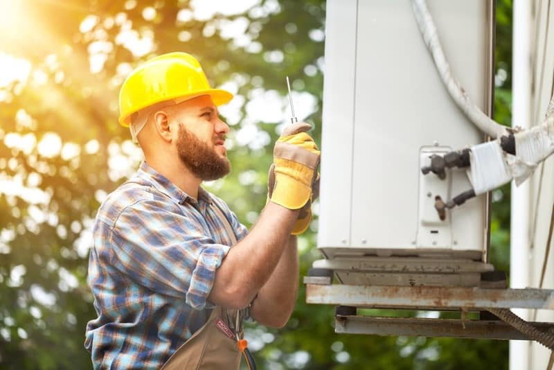 la ac repair and installation company