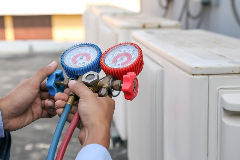 commercial heating and cooling service near me