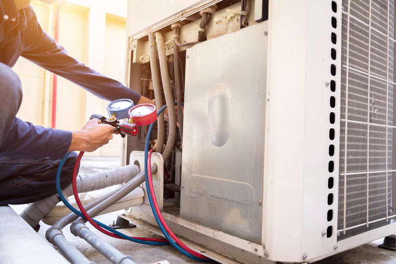 best commercial cooling and heating service near me