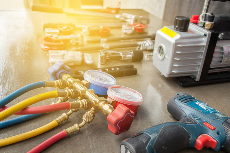 Commercial Cooling and Heating Services Near Me