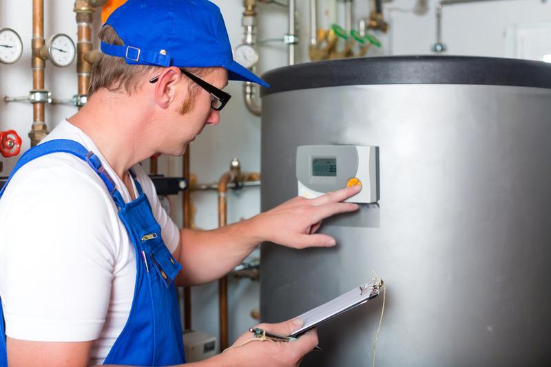 top water heater repair service in las vegas