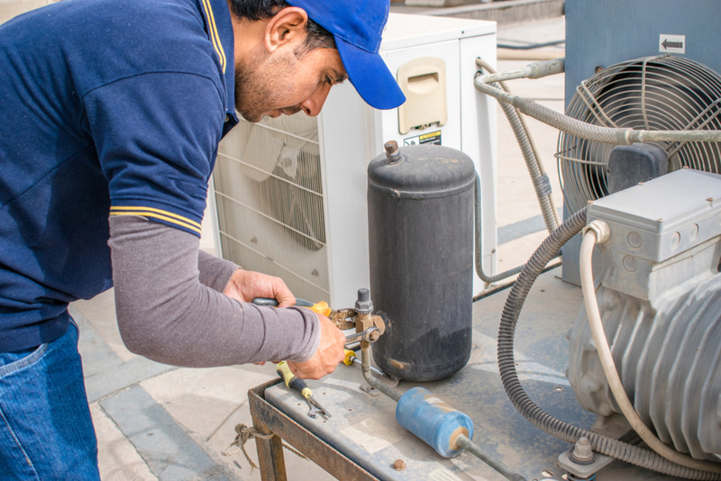 Commercial Heating and Cooling Service in Vegas