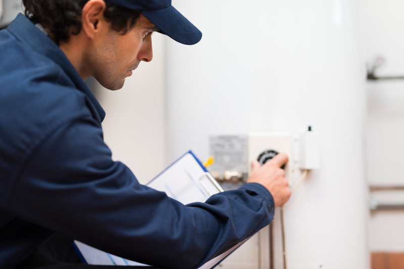 water heater service in vegas