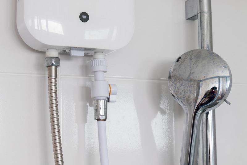 Las  Vegas Tankless Water Heaters