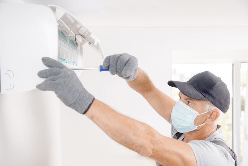air conditioner cleaning service in Las Vegas