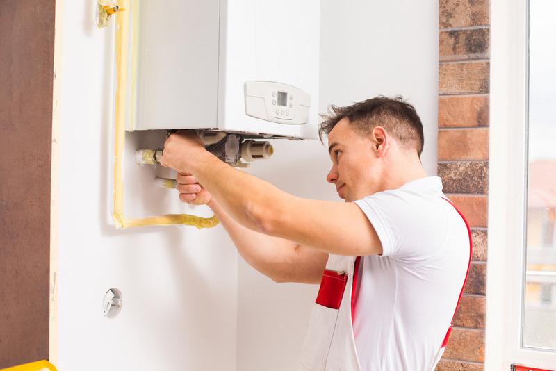 Maintenance Check On Water Heater In Las Vegas