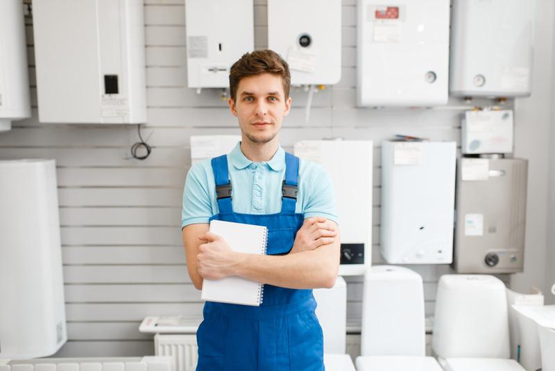 water heater repair services in Las Vegas